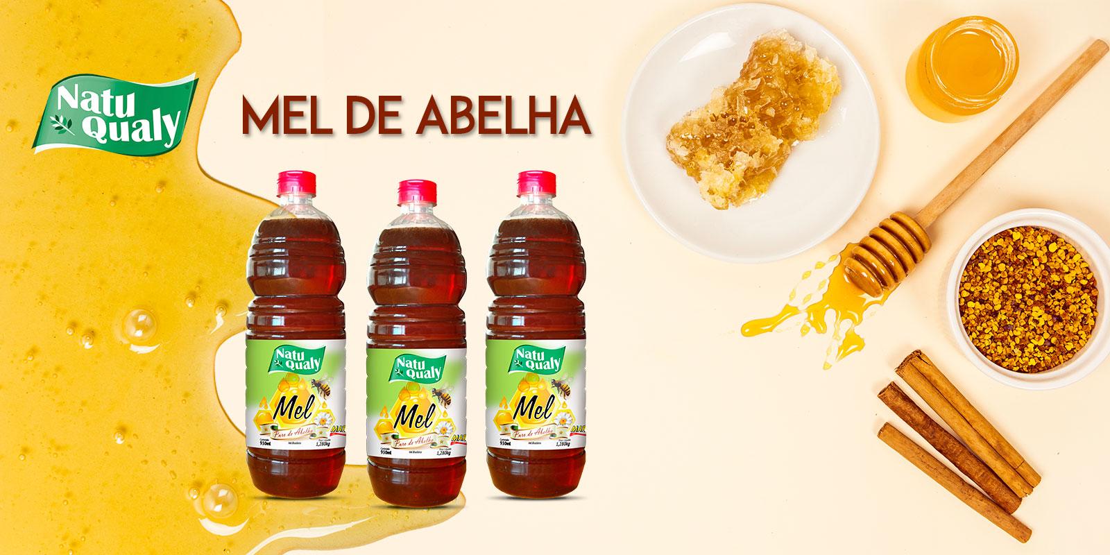 Mel de Abelha Banne de mel de abelha